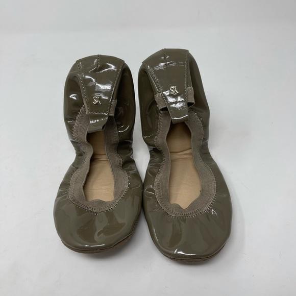 Yosi Samra Patent Flats Size 7